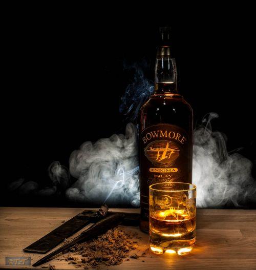 whisky angle sawdust