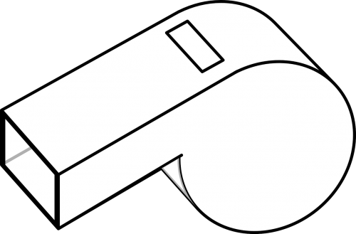 whistle referee game