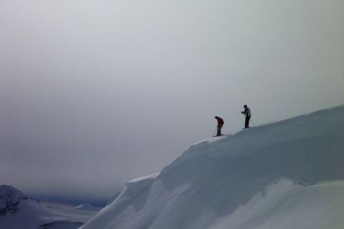 canada whistler snow