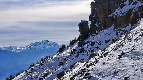whistler mountain  jasper  tram