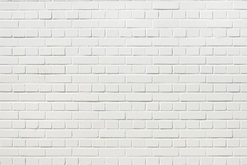 bricks wall white brick wall