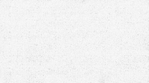 White Bold Mosaic Wallpaper