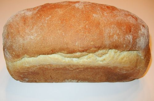 white bread yeast baked