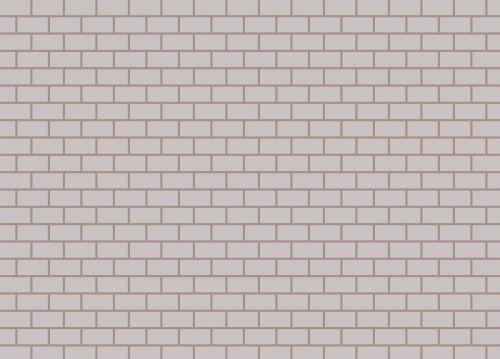 White Brick Wall Clipart