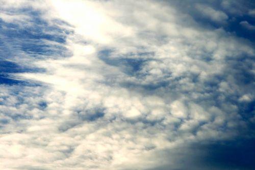 White Cloud Mass