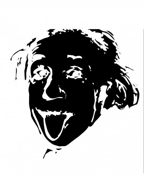 White Einstein