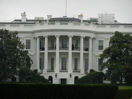 white house government president