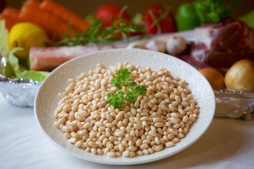 white kidney bean vegetable recipe