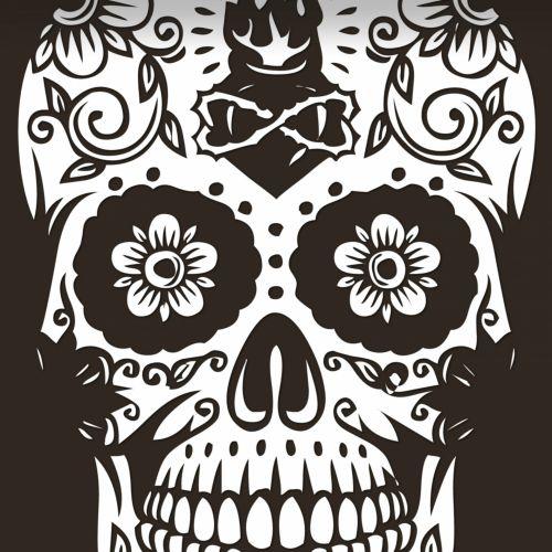 White Los Muertos
