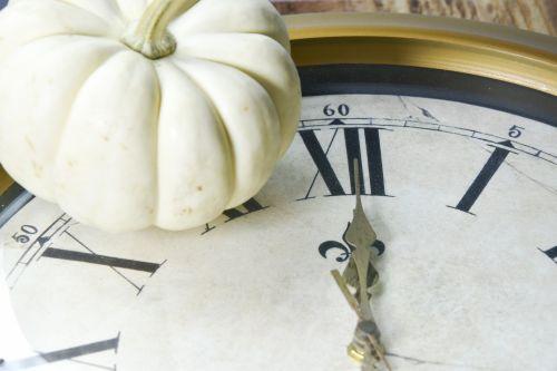 White Pumpkin At Midnight
