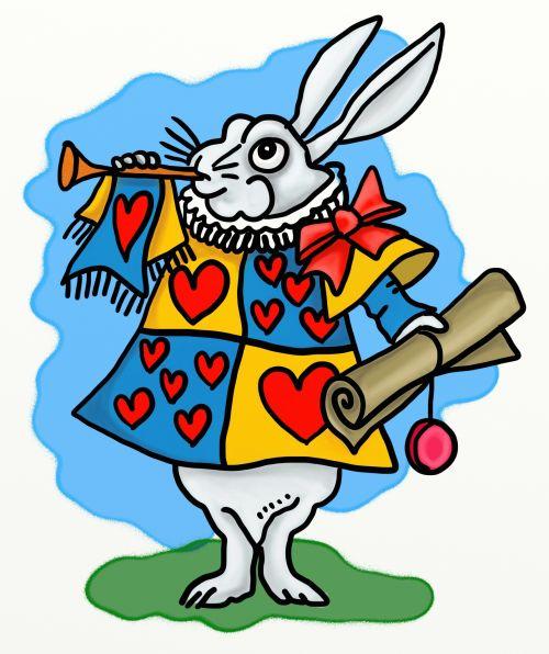 White Rabbit Herald