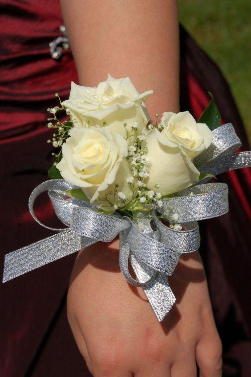 white roses roses grad