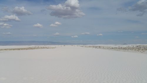 white sands new mexico national