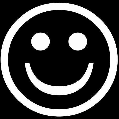 White Smiley