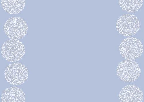 white spots spots blue background