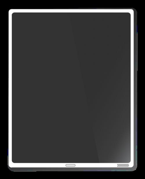 white tablet mobile tablet tablet