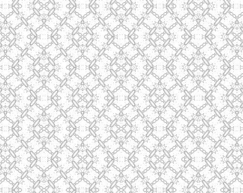 White Tapestry