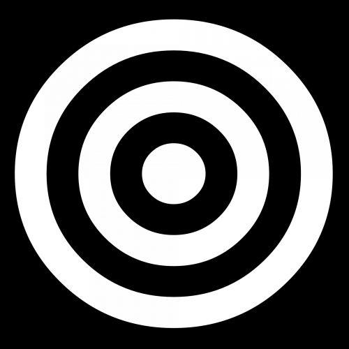 White Target