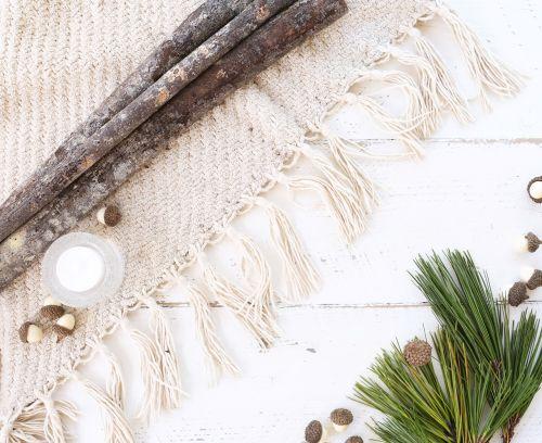 white wood winter christmas