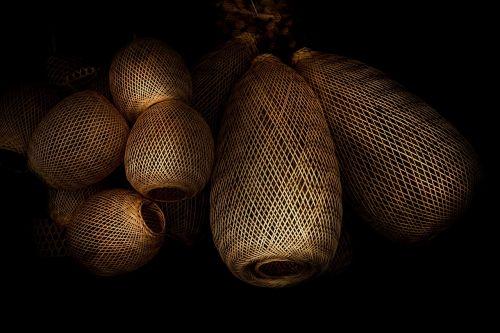 wicker bamboo weave woven
