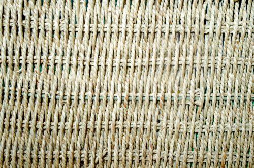 Wicker Background Texture