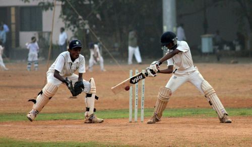 wicketkeeper cricket batsman