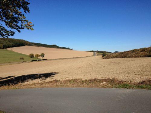 wide fields field