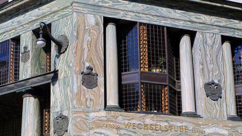 Wien,architektūra,žvilgsnis