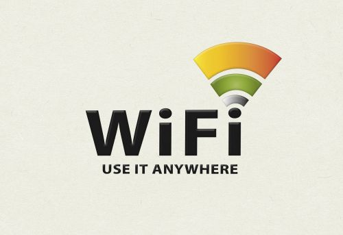 wifi logo design