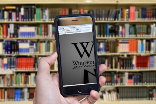 wikipedia books encyclopedia