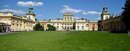 wilanów poland the palace