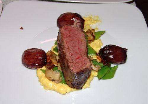 wild venison restaurant