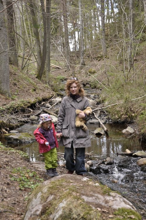 wilderness water courses mother