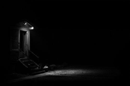wilderness the dark night wait