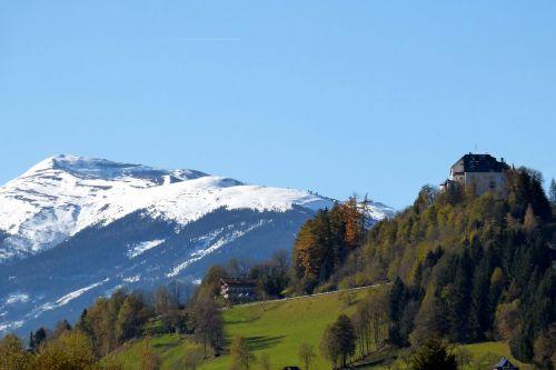 wildkogel kitzbühel alps closed mittersill