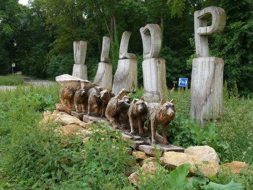 wildlife park mergentheim wood