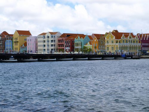 willemstad curacao capital