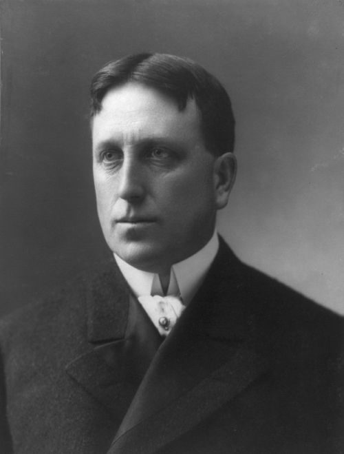 william randolph hearst publisher man
