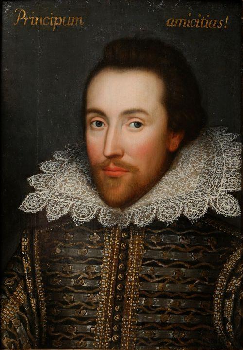 william shakespeare poet writer