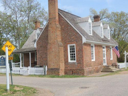 williamsburg colonial history