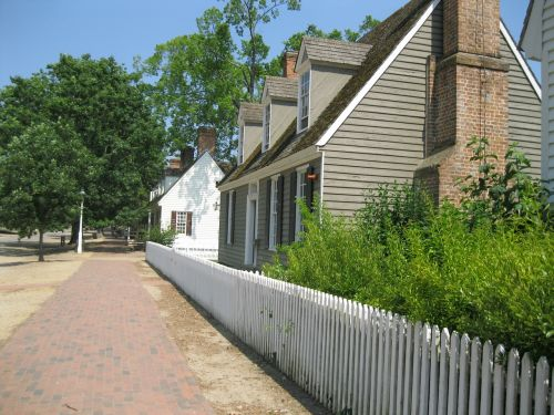 williamsburg virginia perspective