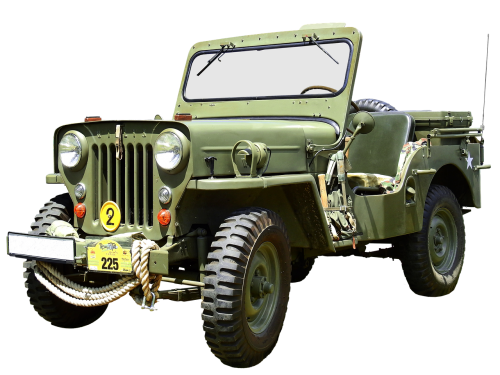 willys jeep mb all terrain vehicle army