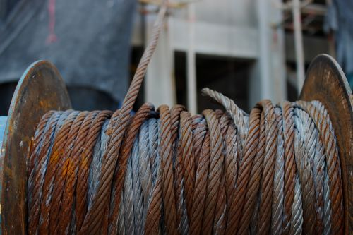 winch cable rope