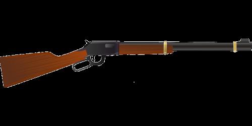 winchester rifle cowboy