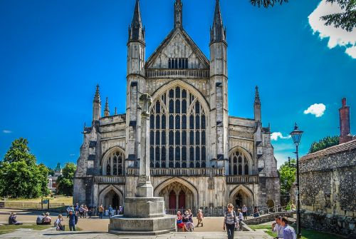 winchester cathedral historic