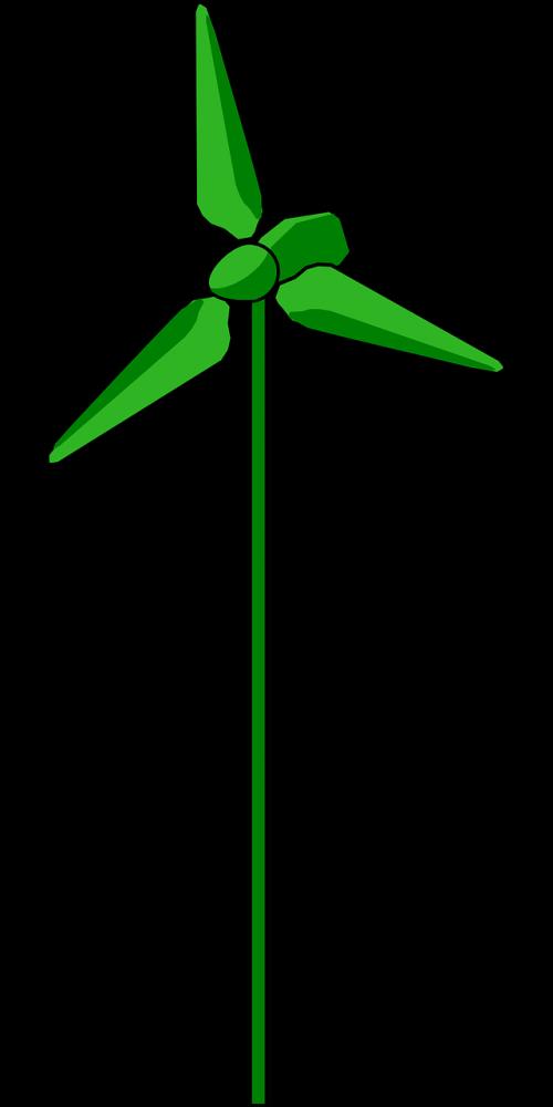 wind turbine electricity