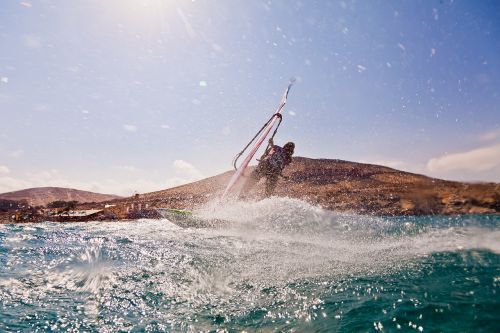 wind wind surfing holiday