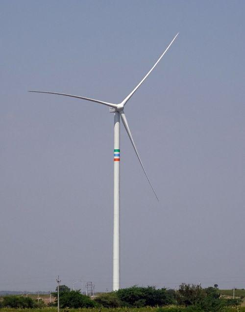 wind turbine wind power