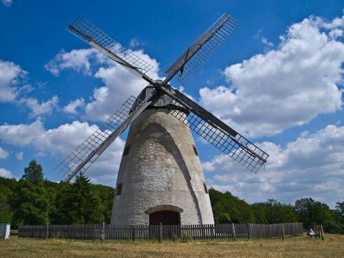 wind windmill mill