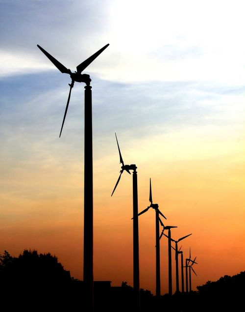 wind generator power